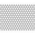 Лист перфорированный 1а-8,0 хк t=11 , 1,0 мм, 1000х2000 мм