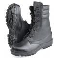 Ботинки Ратник-Зима с высоким берцем, иск.мех, подошва резина